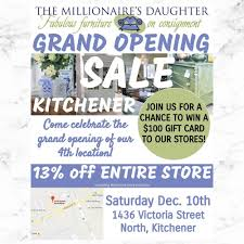 Furniture Stores In Kitchener 13 Off Kitchener Store Wide Grand Opening Sale The