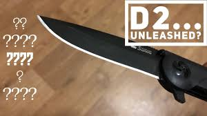 What on earth is wrong with this <b>D2 steel</b> - YouTube