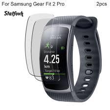 Chỉ 11,250đ Set 2 miếng dán TPU bảo vệ màn hình đồng hồ thông minh Samsung  Gear Fit 2 Pro