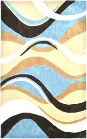 blue modern rugs brown blue area rugs bedroom modern brown and blue area rugs of lavish