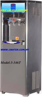 Refrigerated Water Dispenser Hot Cold Floor Standing Stainless Steel Water Dispenser Supplier