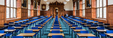undergraduate degree classifications university of oxford interior of the examination schools
