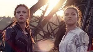 """Black Widow"""": Mega-Frauenpower in ..."""