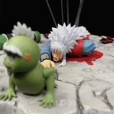 Vásárlás online Naruto shippuden jiraiya anime ábra játékok gama sennin  halála jilaiya gk pvc akciófigura játékok gyűjteménye modell baba ajándék ~  Játékok & Hobbi \ Alku-Penz.today