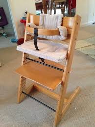 stokke tripp trapp chair original stoke old but in working order some scuffs
