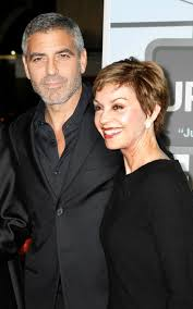 George Clooney & Nina Bruce Warren | Mother's Day, Hollywood-style: 20  movie icons with their mums - Film
