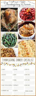 From delicious side dishes and appetizers to main meals and desserts, these thanksgiving dinner ideas will impress everyone at the table. Printable Thanksgiving Dinner Checklist And Recipes