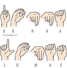 Donna Lomas - Public Records