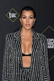 Kourtney Kardashian's Comb Headband Is ...