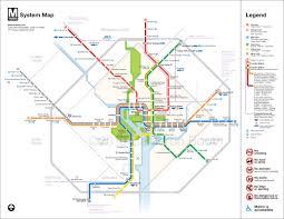 project washington dc metro diagram redesign  cameron booth