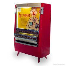 Cigarette Vending Machine For Sale Vintage Adorable The Vintage Cigarette Machines Now Coughing Up Art