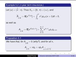 Actuarial Mathematics 2 Pdf