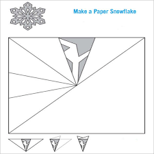 Snowflakes Template Pdf Free 7 Sample Awesome Snowflake Templates In Pdf