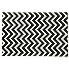 black and white chevron rug black white chevron patterned modern rug rugs of beauty black black and white chevron rug