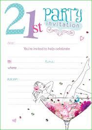 Free Birthday Invitations Templates For Kids Delectable Invitation 48st Birthday Invitation Templates Free Printable