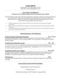 Cpr Instructor Sample Resume Podarki Co