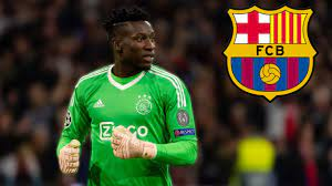 ANDRÉ ONANA • Welcome to FC Barcelona?! • Best Saves - YouTube