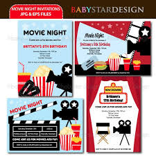 Free Movie Night Flyer Templates Movie Night Flyer Word Template Magdalene Project Org