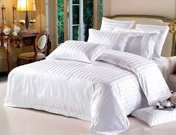 riho 100 cotton high density hotel white bedding sets bed sheets1 cover 1 sheet 4pillowcases comfortable sets bedding duvets from riho 62 71 dhgate com