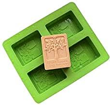 Silicone Soap mold Craft Molds - Amazon.co.uk