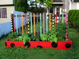 photo gallery for school garden ideas