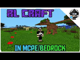 Rl craft mod for minecraft pe is the hardest mod pack that every player should have. Rl Craft Install In Minecraft Pocket Edition Bedrock Tutorial Youtube