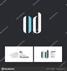 Double Sided Business Card Template Illustrator With Standard