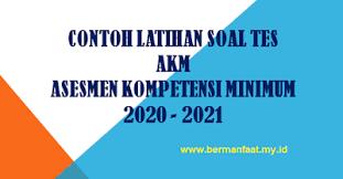 Nah, berikut beberapa contoh soal akm yang diberikan oleh kemendikbud. Contoh Soal Akm Sd Smp Sma Tahun 2020 2021 Berbagi Manfaat