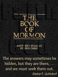 Book Of Mormon Quotes Cool Faith In God Through The Book Of Mormon