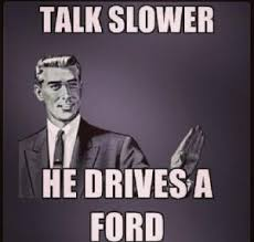 Ford Jokes | Kappit via Relatably.com
