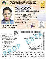 Electoral - Cédula Wikipedia Identidad Y De