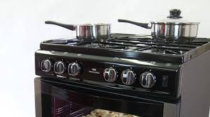 New World Kitchen Appliances New World Nw551gtc Gas Cooker Review Youtube
