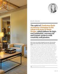Haute Design Charleston The Luxury Of Home 2nd Edition By Sandow Issuu