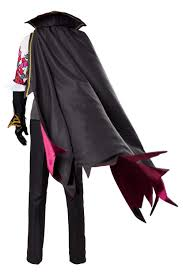 Mesodyn <b>Bloodstained</b> Ritual of The Night <b>Costume</b> Gebel <b>Cosplay</b> ...