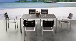 aluminum dining sets patio furniture. aluminum outdoor dining table 6mj1 sets patio furniture