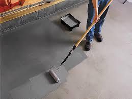 paint concrete floorsPainted Concrete Floors And How To Paint Concrete Floors Cement Design