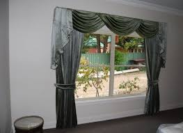 exclusive curtains swags swag curtains for large windows