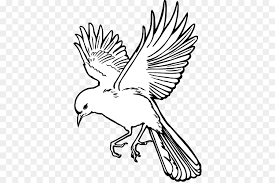 flying bird drawing. Beautiful Bird Birdwatching Flight Drawing Clip Art  Flying Bird Throughout A
