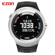 aliexpress com buy ezon s2 pedometer smart watch men women aliexpress com buy ezon s2 pedometer smart watch men women sports watches waterproof fitness watch men women from reliable watch champion suppliers on