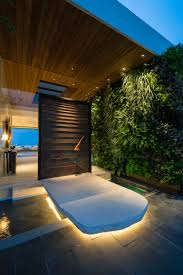 youtube beverly hills office. The Front Door Looks As If It\u0027s Floating Within A Frameless Glass Surround. Youtube Beverly Hills Office L
