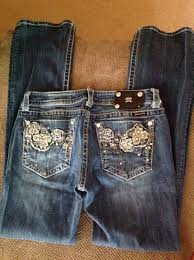 Miss Me Jeans Size 31 Which Is A 11 12 In Miss Me Size Chart