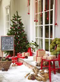 Christmas Christmas Porch Ideas Designrulz Msn Decorating