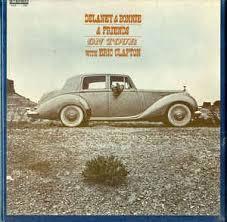 Delaney & Bonnie & Friends With Eric Clapton – On Tour (1970, Reel ...