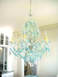 turquoise crystal chandelier unique turquoise chandelier light for blue crystal chandelier aqua blue chandelier turquoise chandelier