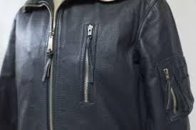 original leather german pilot s flight jacket