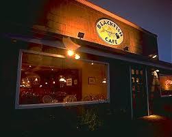 The <b>BlackFish</b> Cafe - Lincoln City Oregon