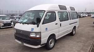 Japanese Used Cars! Toyota / Hiace Van /We are Carused.jp!! - YouTube