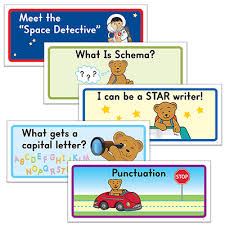 Capital Letter Anchor Chart Starfall Education Store
