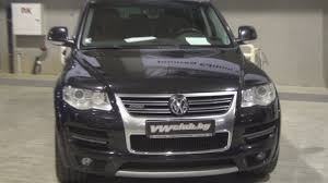Volkswagen Touareg V10 5.0TDI R50 Tuned (2007) Exterior and ...