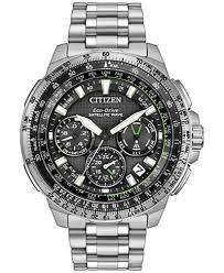 citizen men s chronograph eco drive stainless steel bracelet watch citizen men s chronograph eco drive stainless steel bracelet watch 47mm cc9030 51e